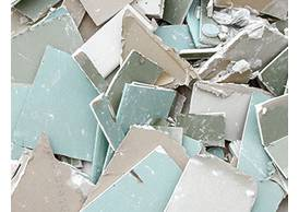 Rigips & gipshaltige Baustoffe