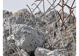 Beton mit Stahl (Kantenlänge < 60 cm)