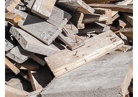 Holzabfälle AⅠ–AⅢ (unbehandelt & behandelt)